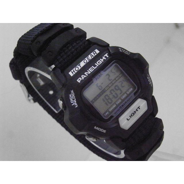 グラハム コピー 時計 激安 、 SEIKO - SEIKO ALBA HOT GEAR デジタル腕時計 多機能 ブラックの通販 by Arouse 's shop|セイコーならラクマ