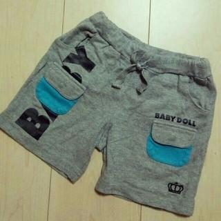 ベビードール(BABYDOLL)のベビードール☆ショートパンツ☆80cm(パンツ)