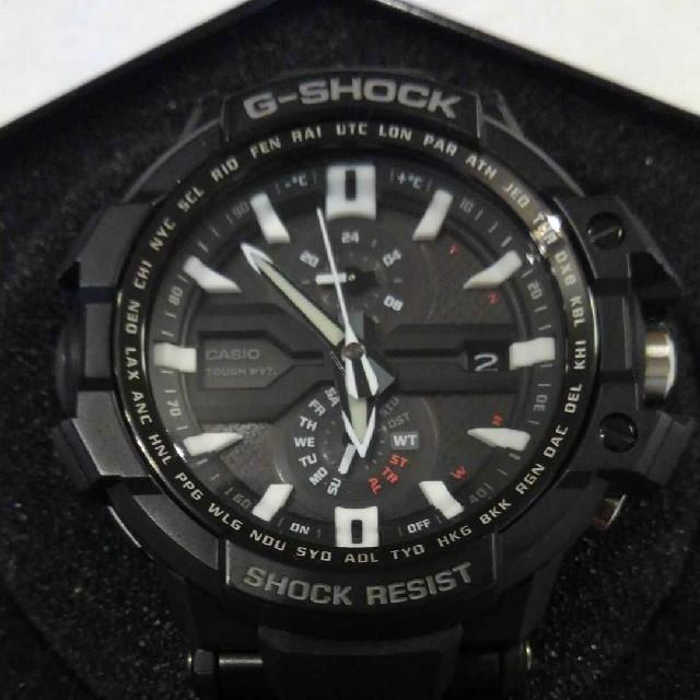 韓国ロレックス偽物 / G-SHOCK - CASIO G-SHOCK スカイコックピットGW-A1000Dの通販 by km5960's shop|ジーショックならラクマ