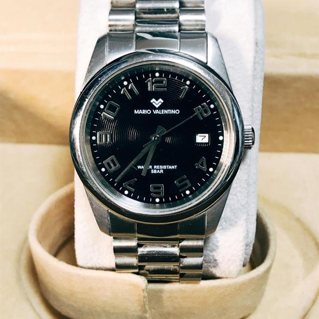 MARIO VALENTINO - マリオ バレンチノ 腕時計の通販 by JJ|マリオバレンチノならラクマ