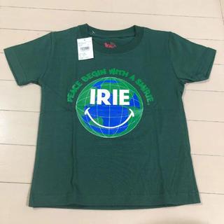 アイリーライフ(IRIE LIFE)の新品☆IRIE KIDS☆Tシャツ☆110cm(Tシャツ/カットソー)
