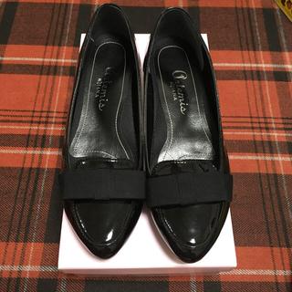 ダイアナ(DIANA)のDIANA エナメルローファー(ローファー/革靴)