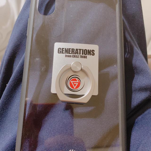 シュプリーム スマホ ケース iphone8 - GENERATIONS - XR ケースの通販 by バブパブ|ジェネレーションズならラクマ