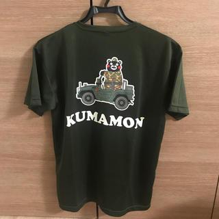 自衛隊くまモンTシャツ(Tシャツ/カットソー(半袖/袖なし))