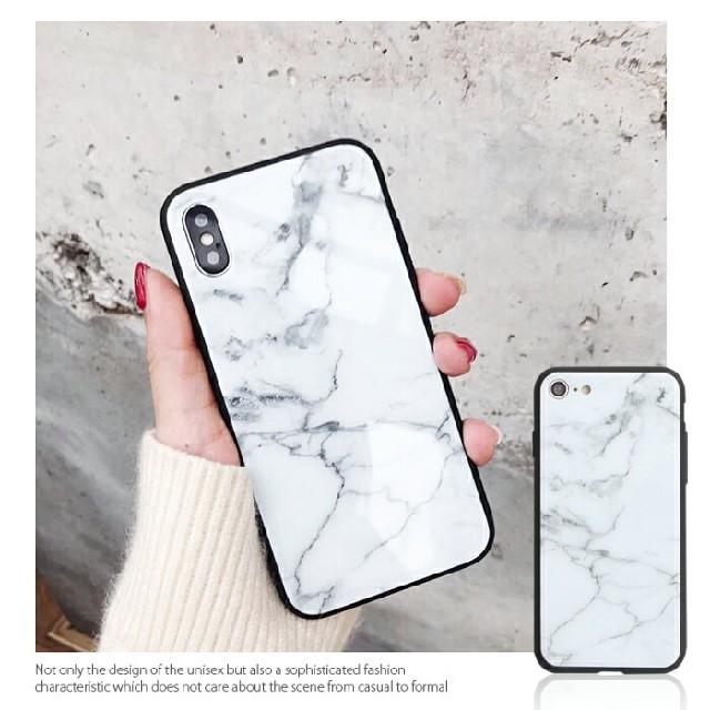 iPhone 大理石 カバー ケースの通販 by あずきち's shop|ラクマ