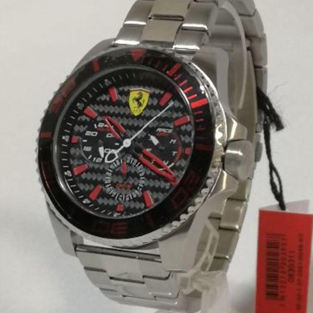 オメガ 調整 - Ferrari - Ferrari 0830311  腕時計の通販 by sapphire's shop|フェラーリならラクマ
