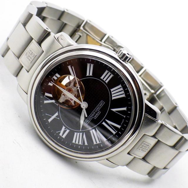 FREDERIQUE CONSTANT - 【フレデリック コンスタント】クラシック ハート ビート AT メンズ 腕時計の通販 by キャバリア's shop|フレデリックコンスタントならラクマ