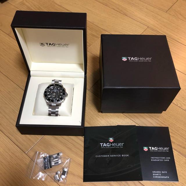 TAG Heuer - タグホイヤー腕時計の通販 by シゲ's shop|タグホイヤーならラクマ