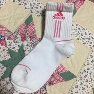 アディダス(adidas)のadidas アディダス ソックス 3組セット(ソックス)