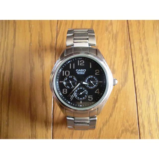 ハミルトン 時計 レプリカ大阪 - CASIO - CASIO(カシオ) ARG-300 ARGENTの通販 by treasure's shop|カシオならラクマ