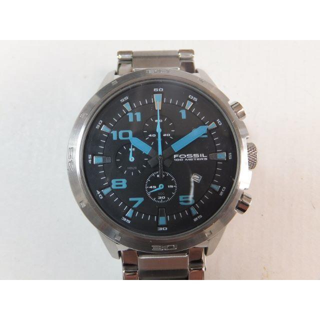 パテックフィリップ偽物評価 | FOSSIL - フォッシル クロノグラフ腕時計の通販 by kiiki☆☆☆ shop's shop|フォッシルならラクマ