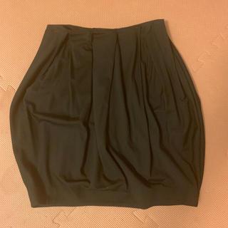 バーニーズニューヨーク(BARNEYS NEW YORK)のヨーコチャンのスカート(ひざ丈スカート)