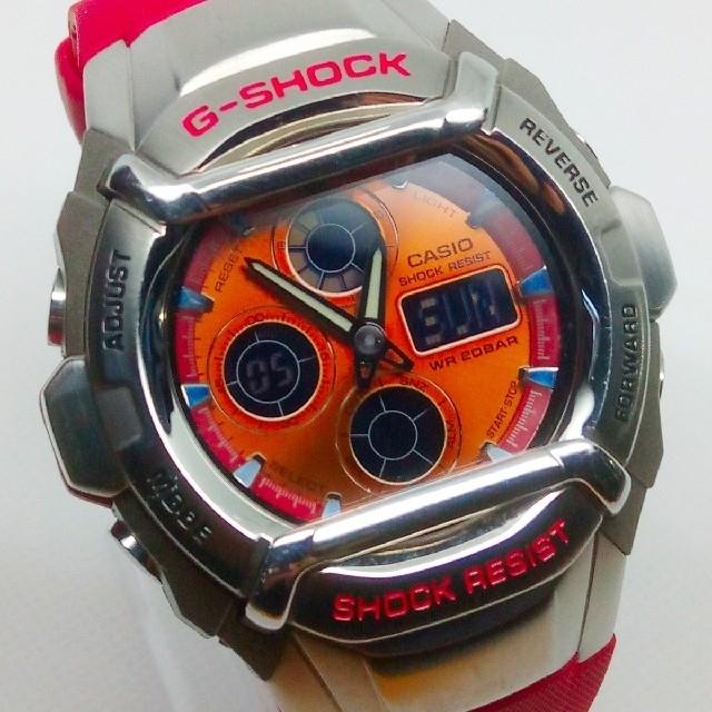 ブランド コピー 時計 レディース | G-SHOCK - G-501-4AJF G-312RL-4AJFカスタム!G-SHOCKの通販 by スライリー's shop|ジーショックならラクマ