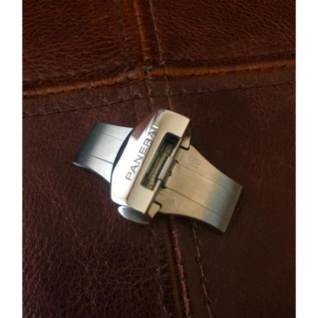 IWC 時計 コピー Japan - PANERAI - パネライ バックル+クロコベルト 正規品の通販 by rt54e|パネライならラクマ
