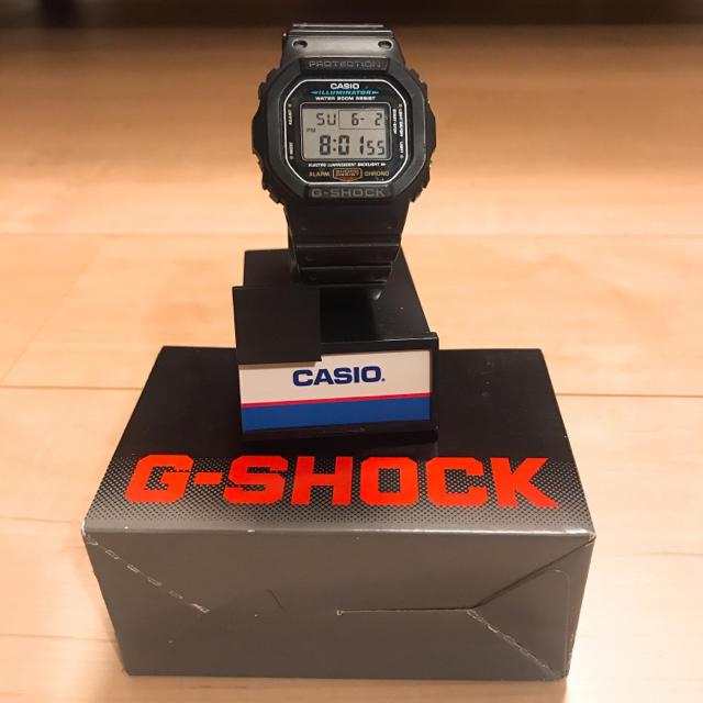 ロレックス偽物送料無料 、 G-SHOCK - G-SHOCK DW 5600 E-1 VCTの通販 by ユミズム's shop|ジーショックならラクマ