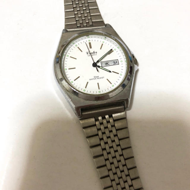 CITIZEN - CITIZEN Crater  腕時計 クレーターの通販 by ニア's shop|シチズンならラクマ