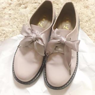 フィント(F i.n.t)のフィント エナメルシューズ(ローファー/革靴)