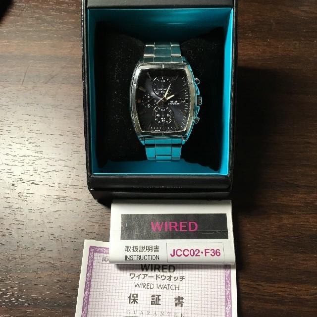 WIRED - 腕時計 wiredの通販 by ホグマショップ|ワイアードならラクマ