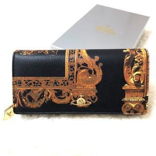 ヴィヴィアンウエストウッド(Vivienne Westwood)の新品☆Vivienne Westwood 額縁 フレーム フラップ長財布(財布)