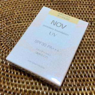 ノブ(NOV)のノブ オークル20(ファンデーション)