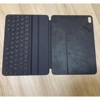 アイパッド(iPad)のSmart Keyboard folio 11インチ JIS(iPadケース)