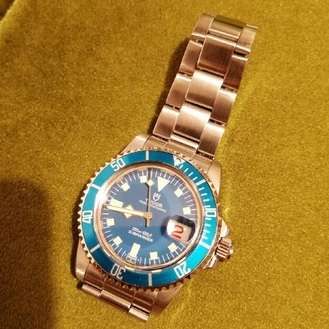スーパー コピー クロノスイス 時計 n級品 、 Tudor - tuder  チュードル アンティーク ETA 2836-2 自動巻きの通販 by デリカット·ケント's shop|チュードルならラクマ