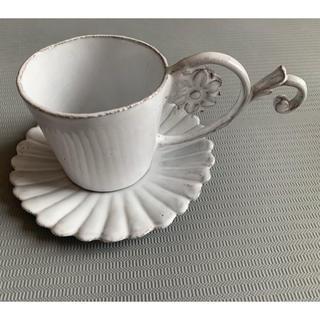 アッシュペーフランス(H.P.FRANCE)の未使用 アスティエ ド ヴィラット  カップ ソーサー 食器 皿 (食器)