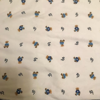 ラルフローレン(Ralph Lauren)のラルフローレンベアブランケット(おくるみ/ブランケット)