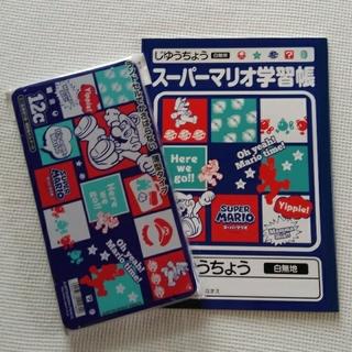 三菱鉛筆 - 未使用☆スーパーマリオ  お絵かきセット