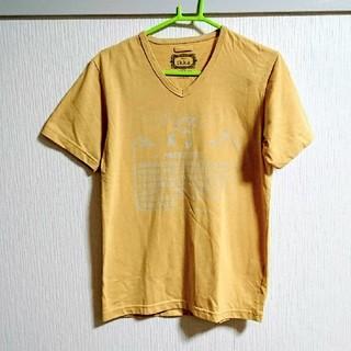 イッカ(ikka)の【Mサイズ】メンズTシャツ(Tシャツ/カットソー(半袖/袖なし))