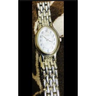 アルバ(ALBA)の腕時計 レディース ALBA ジャンク(腕時計)