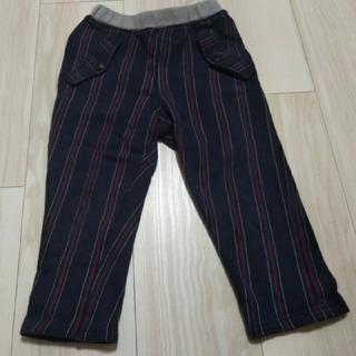ベルメゾン(ベルメゾン)の裏シャギー長ズボン 100cm(パンツ/スパッツ)
