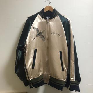サカイ(sacai)のsacai 19ss Dr.woo Souvenir jacket(スカジャン)