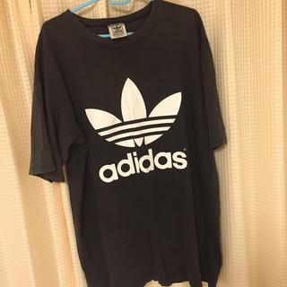 アディダス(adidas)のadidasTシャツ(Tシャツ/カットソー(半袖/袖なし))