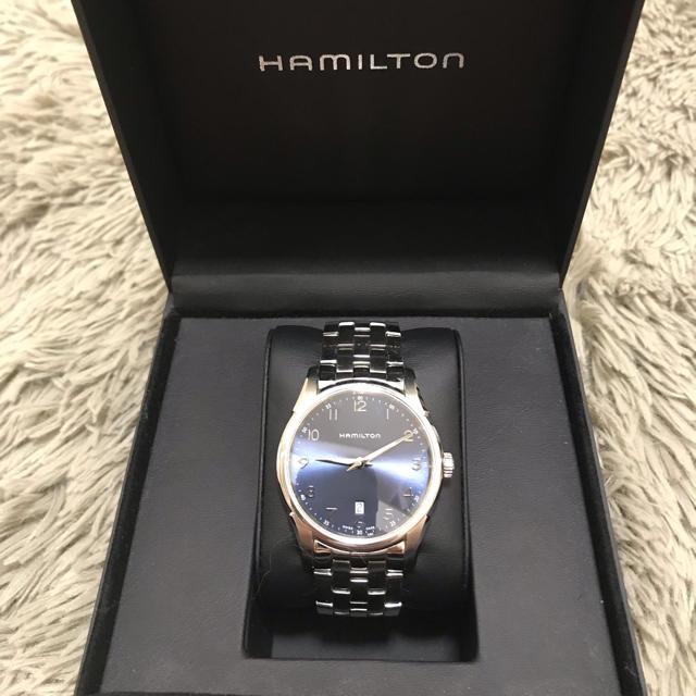 ブランパン偽物 時計 全国無料 - Hamilton - Hamilton 腕時計の通販 by m's _shop|ハミルトンならラクマ