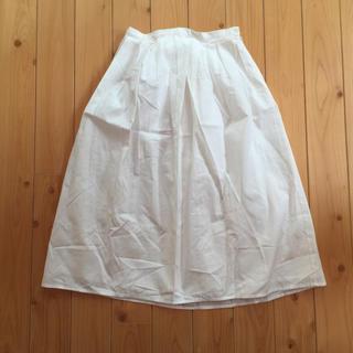 シャンブルドゥシャーム(chambre de charme)の美品 ロングスカート(ロングスカート)