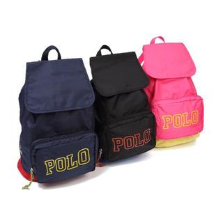 ポロラルフローレン(POLO RALPH LAUREN)の♡ポロラルフローレン  リュック♡選べる3色♡レディース(リュック/バックパック)