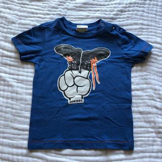 ディーゼル(DIESEL)のディーゼル Tシャツ 12M DIESEL(Tシャツ)