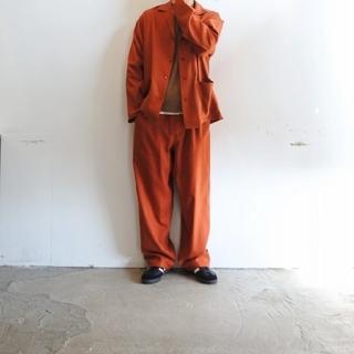 COMOLI - 【新品未使用】Graphpaper  Silk Flannel Jacket