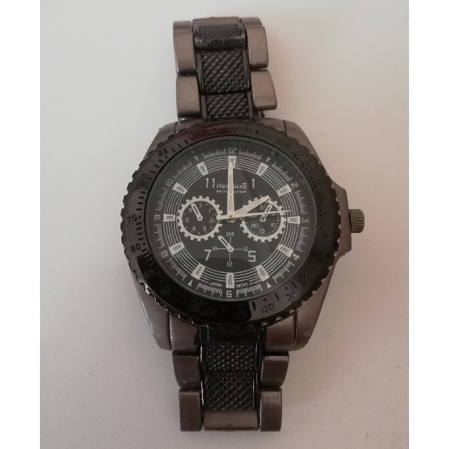 クラブフェイスⅡ(CLUB FACE Ⅱ)メンズ腕時計の通販 by Maco's shop|ラクマ