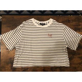 アングリッド(Ungrid)のAfends ショートT(Tシャツ/カットソー(半袖/袖なし))