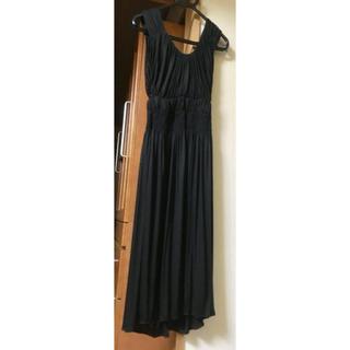 ロートレアモン(LAUTREAMONT)のBKエモーション シャーリングロングワンピ ドレス(ロングワンピース/マキシワンピース)