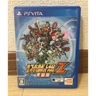 バンダイ(BANDAI)のスーパーロボット大戦Z VITA(携帯用ゲームソフト)