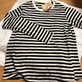 ムジルシリョウヒン(MUJI (無印良品))の新品 無印良品 授乳服 M〜L(マタニティトップス)