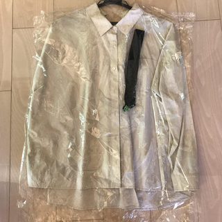 アーバンリサーチ(URBAN RESEARCH)のアーバンリサーチ バックリボンシャツ(シャツ/ブラウス(長袖/七分))