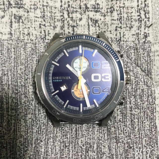 バーバリー 時計 偽物 違い xy / DIESEL - DIESEL 時計の通販 by たま)|ディーゼルならラクマ