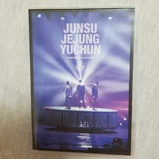 ジェイワイジェイ(JYJ)の東方神起、JYJ、DVD、(その他)