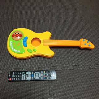 アンパンマン(アンパンマン)の🍀【アンパンマン】ギター/おもちゃ(楽器のおもちゃ)