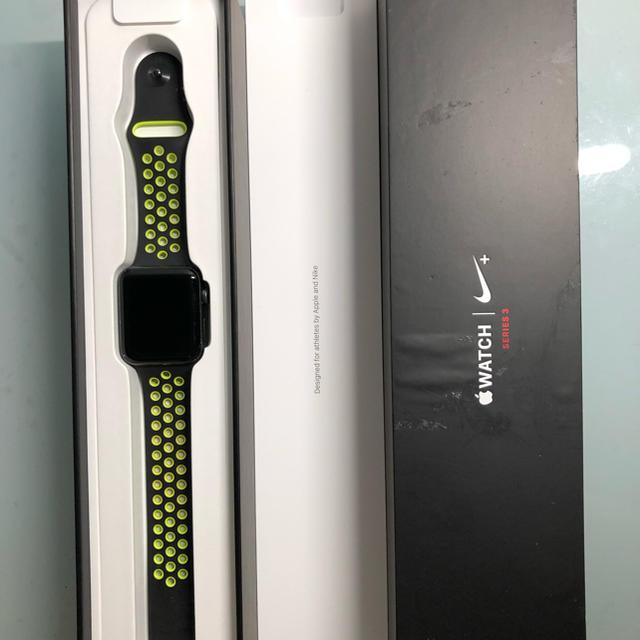 ジェイコブ コピー 品質3年保証 - Apple Watch - Apple Watch series2 Nikeモデル アルミニウム 42mmの通販 by すぎShop's shop|アップルウォッチならラクマ