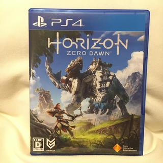 プレイステーション4(PlayStation4)のホライゾンゼロドーン(家庭用ゲームソフト)
